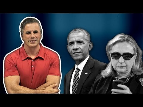 Tom Fitton: Top FBI Agent Admits Under Oath Clinton Emails Found in Obama White House