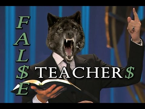 FAL$E TEACHER$ by Shai Linne (lyrics in video)