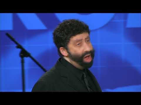 Jonathan Cahn speaks on the 100th Anniversary of the Balfour Declaration – November 2017