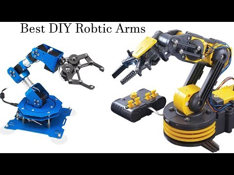 Top 6 Diy  Robotic Arm Open Source You Can Buy Now On Amazon