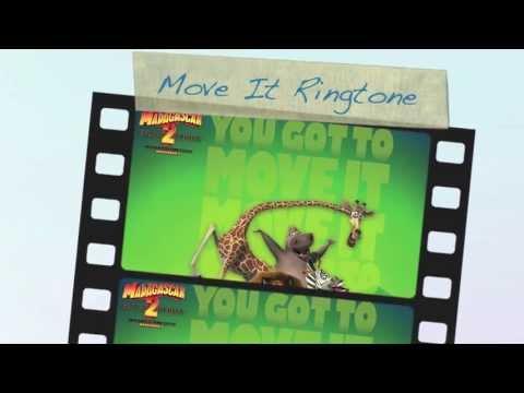 Madagascar Move It Ringtone (Free)