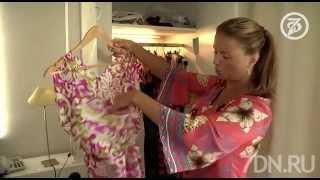 7Дней.ру - Летний гардероб Анны Семенович
