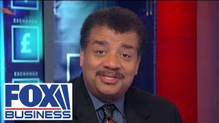 Neil deGrasse Tyson reacts to report of asteroids barreling toward Earth
