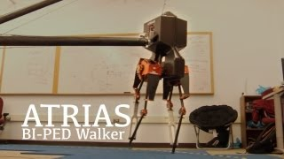 ATRIAS Biped Walking Robot
