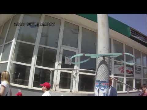 Разрушенный завод ТАГАЗ и заводы Ростова