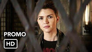 "Batwoman (The CW) ""Rules"" Teaser HD - Ruby Rose superhero series"