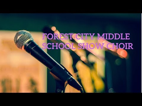 Forest City Middle School Show Choir