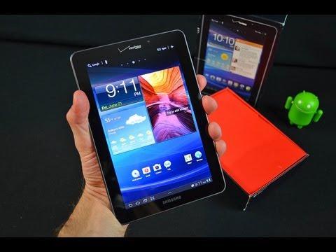 Verizon Samsung Galaxy Tab 7.7: Review