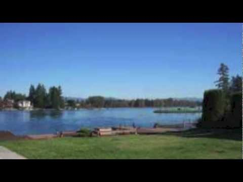 3 Bd 1700 sq ft Lake Tapps Waterfront Home