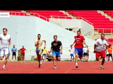 Bogi -  Atletika na DIF ( VIDEO )