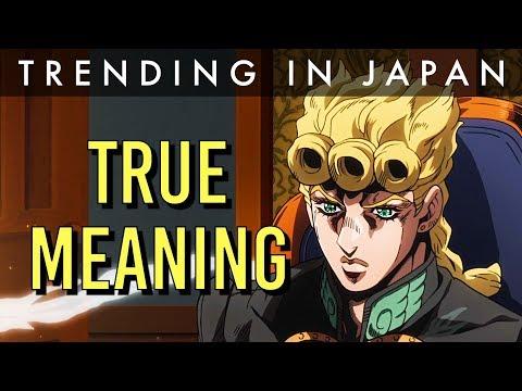 JoJo's Part 5 Ending's True Meaning (Golden Wind)