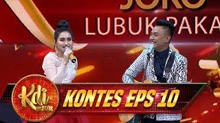 SPECIAL Untuk Ayu Ting Ting Dari Joko Dengan Lagu Ciptaanya - Kontes KDI Eps 10 (17/8)