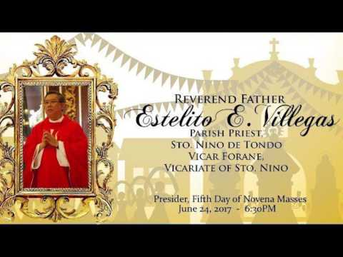 Sts. Peter & Paul and Virgen de la Rosa - Novena and Mass (Day 5)