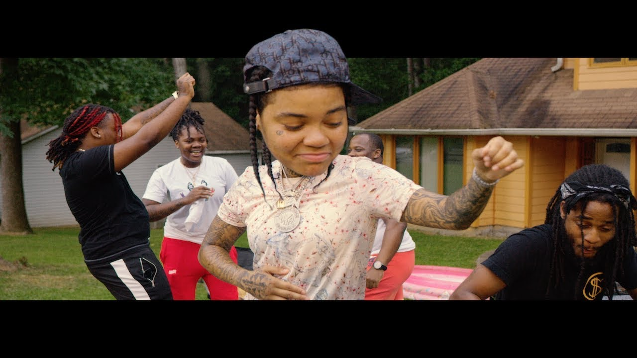 Young M A Big Official Music Video Youtube