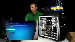 Software und Windows installieren  Backups erstellen und optimieren PC selber zusammenbauen #12 High