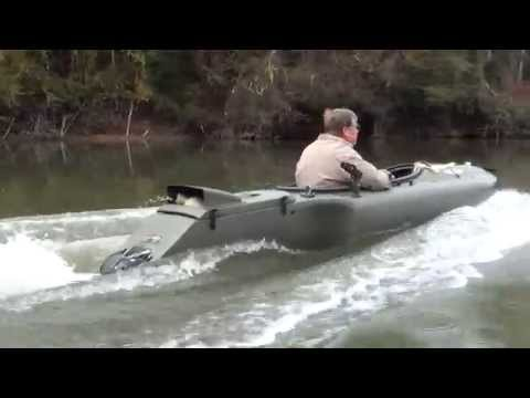 """Painless"" Mokai™ Jet Boat Upgrades - Customer Test Ride"