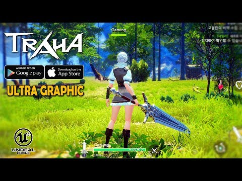 TRAHA (NEXON) GRAND OPEN | ANDROID/IOS ULTRA GRAPHICS GAMEPLAY