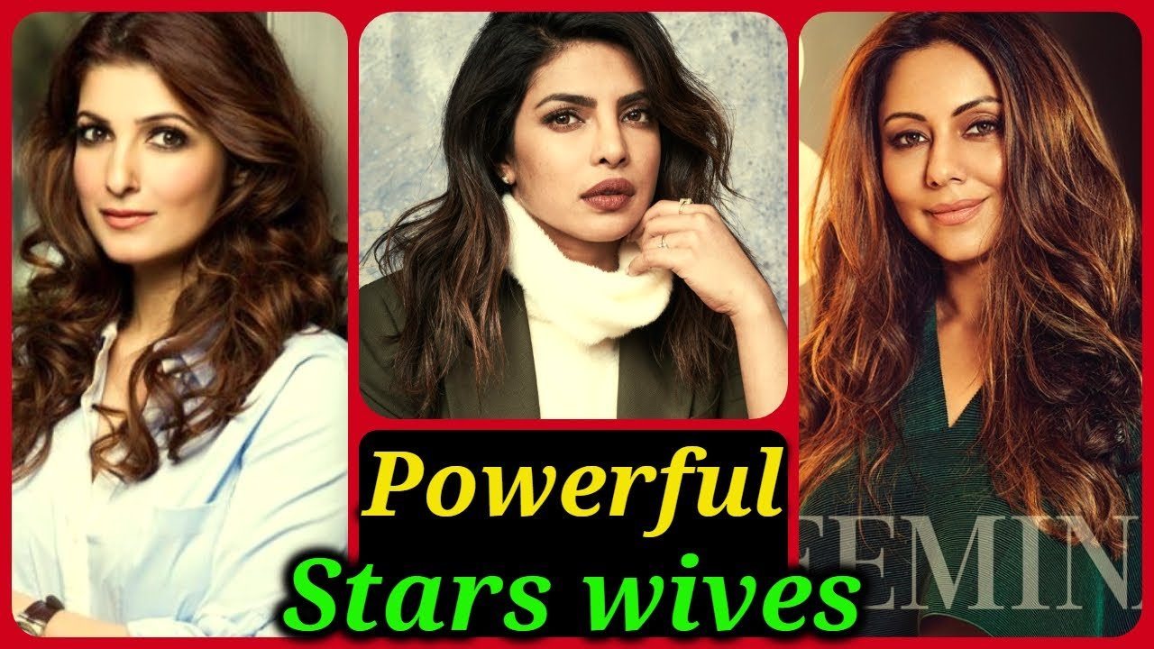 Download 10 Powerful and Richest wives in Bollywood | Gauri Khan, Priyanka Chopra, Twinkle Khanna, Kareena