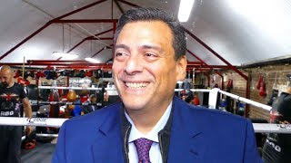 WBC President REVEALS DETAILS of Dillian Whyte MEETING & APPEAL