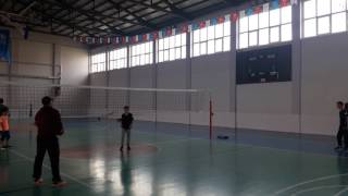 Çerkeş Gençlik Spor Mini Voleybol 2 Numara Smaç Çalismasi