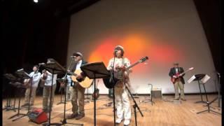 戦うオヤジの応援団 SP柏 有志メンバーの演奏。 2016年2月13日 アミュ...