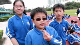 聖三一堂小學 - 陸運會 (2014年12月05日)