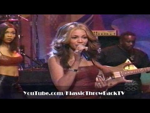 "Destiny's Child - ""Say My Name"" Live (2000) - YouTube"