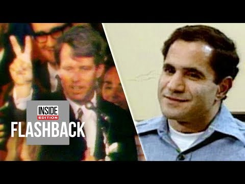 Sirhan Sirhan Reveals Why He Killed Bobby Kennedy in 1989 Interview