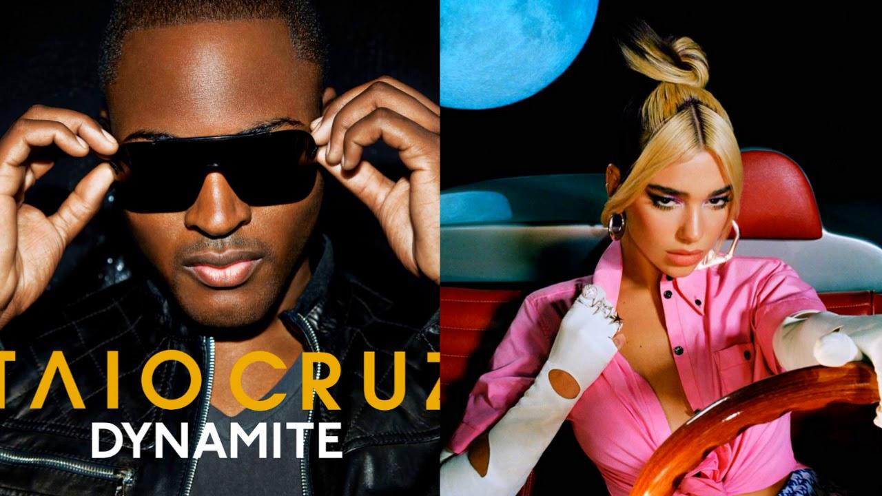 Dynamite VS. Don't Start Now - Taio Cruz, Dua Lipa (MASHUP)