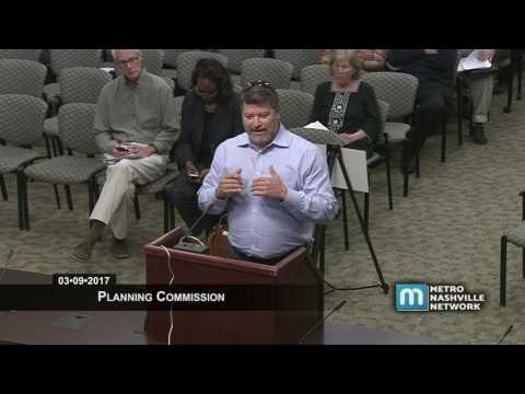 03/09/17 Planning Commission Meeting
