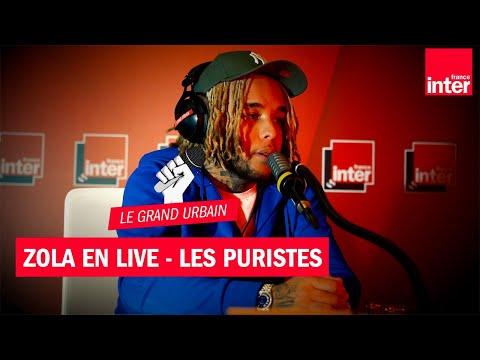 Youtube: Zola:«Les Puristes», en live dans«Le Grand Urbain»
