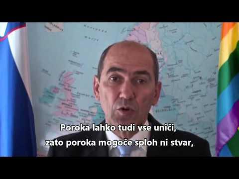 Čas je ZA: Janez Janša