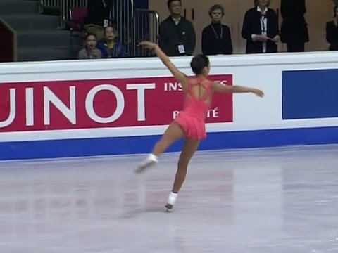Michelle Kwan - 2004 World Figure Skating Championships - Long Program
