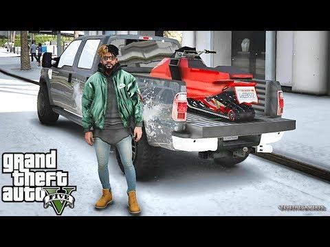 GTA 5 REAL LIFE MOD #301 (GTA 5 REAL LIFE MODS)