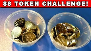 What Prize Will 88 Tokens Win You? | Arcade Nerd