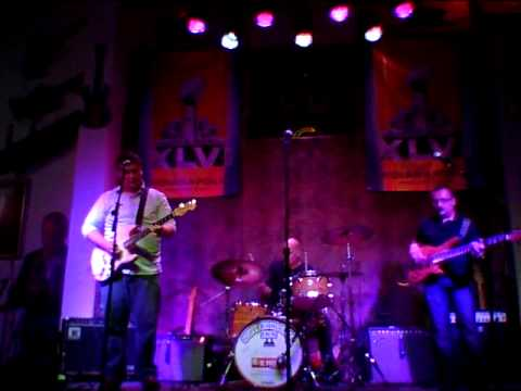 Max Jeffrey & The Explosions @ The Slippery Noodle Inn Blues Jam, 8/15/12, #3