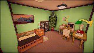 Спальня, чулан и гардеробная комнаты - Серия 8, ч. 4 - Строительный креатив(, 2014-08-05T08:00:03.000Z)