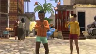 The Sims 3 / Мир приключений торрент скачать бесплатно