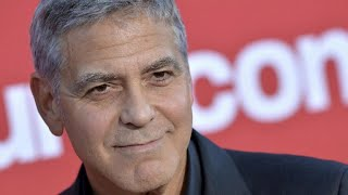 Video shows George Clooney's traffic accident
