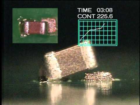 Chip Capacitor Reflow Soldering Process Doovi