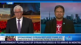CTV Interview with Humanity First Canada