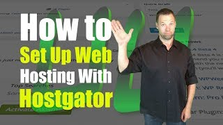 How to Set Up Web Hosting With Hostgator - How Websites Work