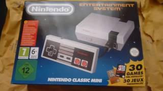Nintendo Classic Mini Arrival!