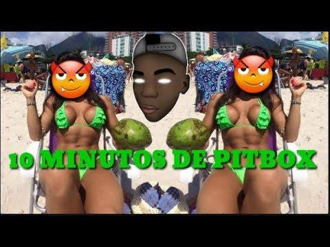 10 MINUTOS DE PIT BOX AS BRABAS (( DJ CLEVERSON JPA 2K18