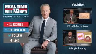 Real Time With Bill Maher: Web Exclusive New Rule - A Wristed Development (HBO)