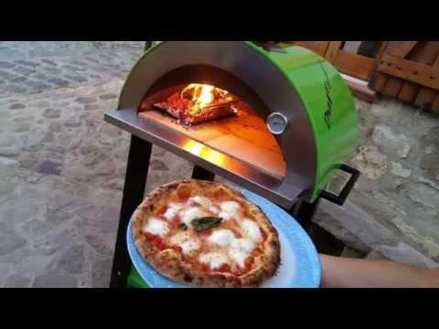 Forno a legna portatile 800 euro spedizione inclusa - Temperatura forno a legna pizza ...