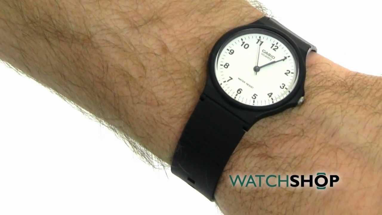 7549094e0 Unisex Casio Classic Watch (MQ-24-7BLL) | WatchShop.com™