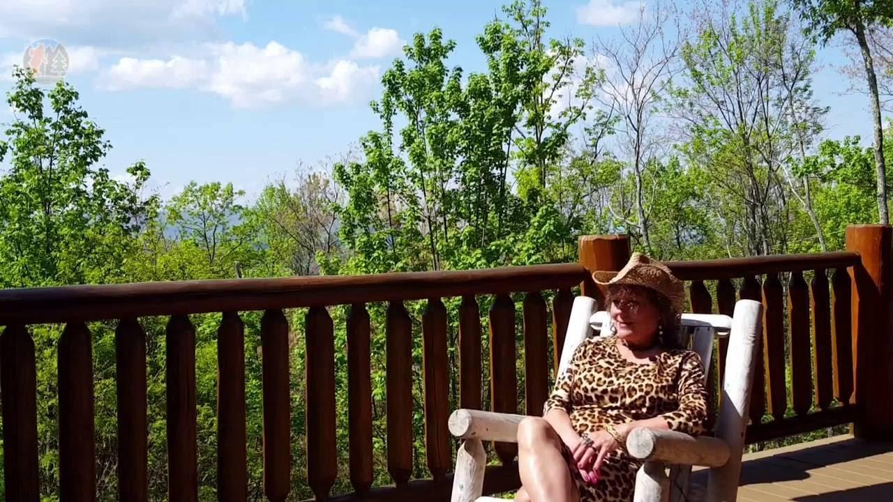HeySmokies Com Visits Smoky Creek Cabins