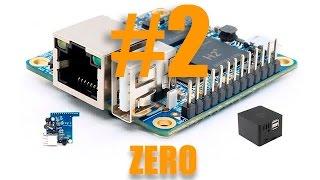 Orange Pi Zero Part2 Установка Armbian | Debian Jessie, оновлення, налаштування, WI-FI.