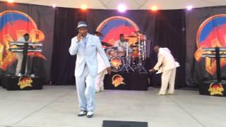 Zapp band live in Hamilton Ohio.  One of the best shows I